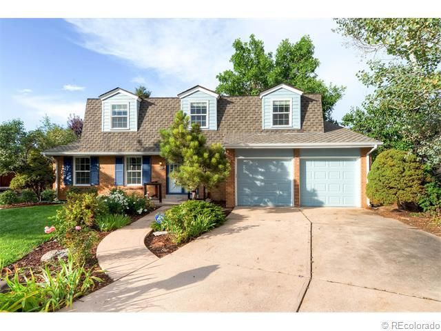7266 s xanthia st centennial co 80112 home for sale