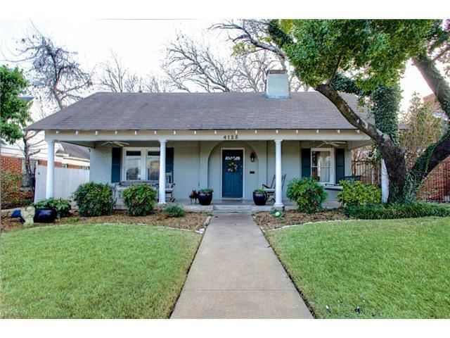 Homes For Sale On El Campo Fort Worth Tx