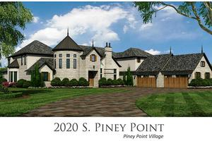 2020 S Piney Point Rd, Piney Point Village, TX 77063