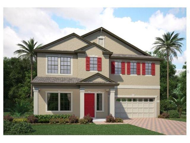 7524 Bluejack Oak Dr Winter Garden Fl 34787 New Home