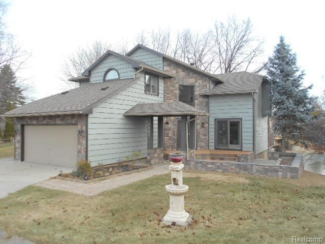 2807 island point dr elba township mi 48455 home for