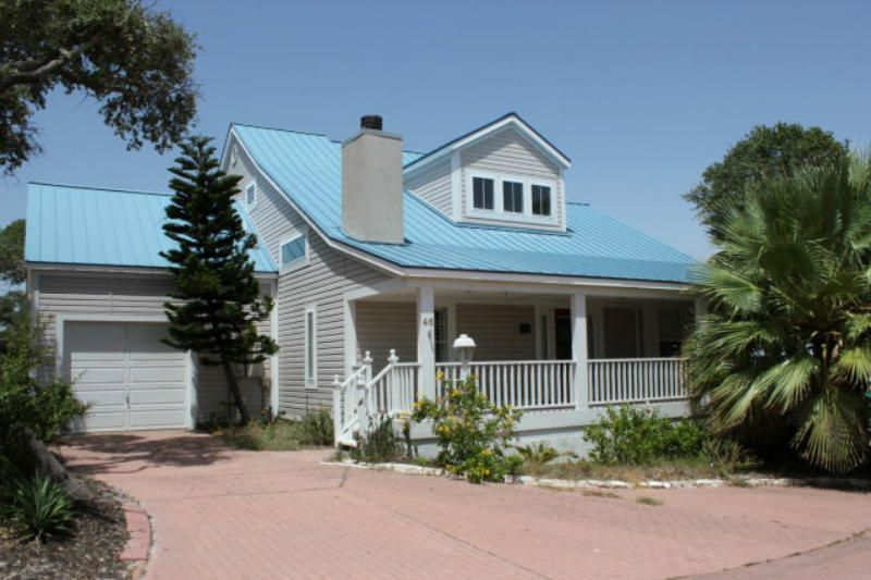 46 old cottage beach dr rockport tx 78382 for Coastal home builders texas