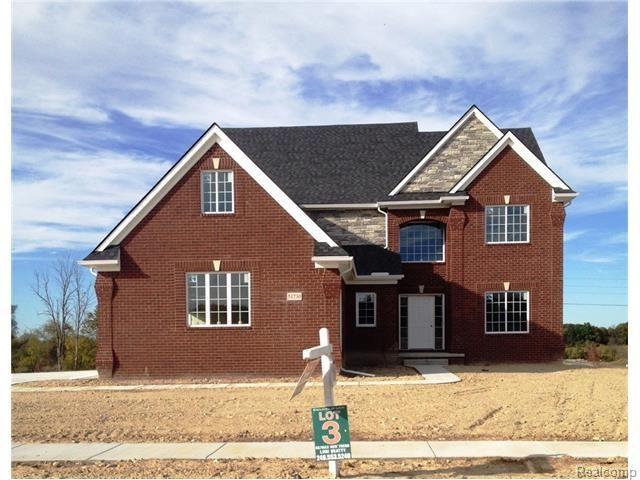 24082 enclave dr lyon township mi 48178 new home for sale. Black Bedroom Furniture Sets. Home Design Ideas