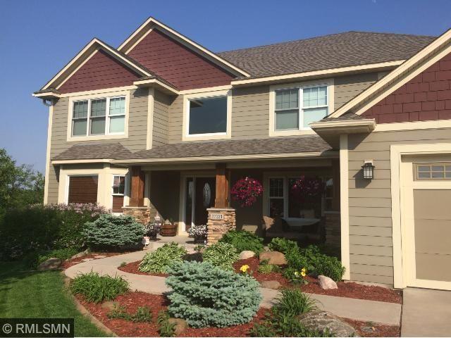 27121 hickory ridge dr elko new market mn 55020 home for Modern homes for sale mn