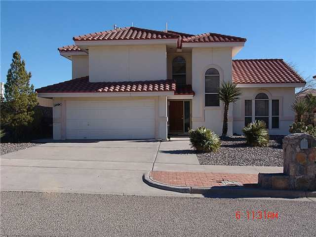 7408 Big Bend Dr El Paso Tx 79904 Public Property