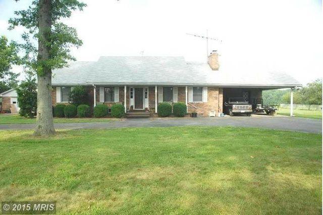 Home For Rent 11871 Marsh Rd Bealeton Va 22712
