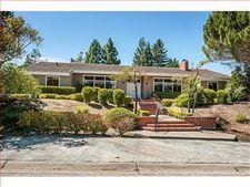 15 Orange Ct, Hillsborough, CA 94010