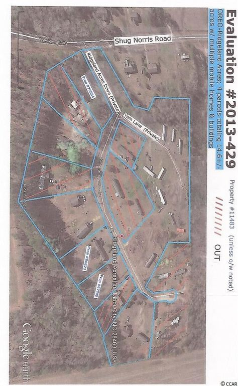 Tabor City Nc Map.112 Ridgeland Acres Tabor City Nc 28463 Realtor Com