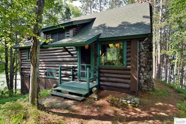 30995 county highway m clam lake wi 54517 for Cabins on lake michigan in wisconsin