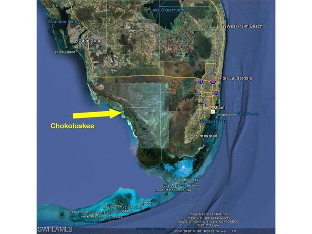 chokoloskee singles Everglades national park protects an unparalleled landscape that provides  important habitat for numerous rare and endangered species like the manatee,.