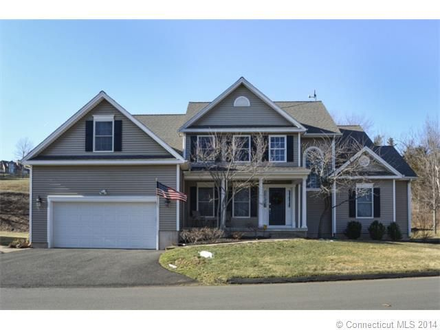 5 Sovereign Rdg Cromwell Ct 06416 Home For Sale And