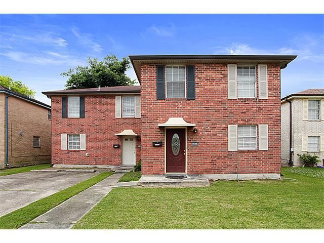 Home For Rent 2308 Caswell Ln Metairie La 70001