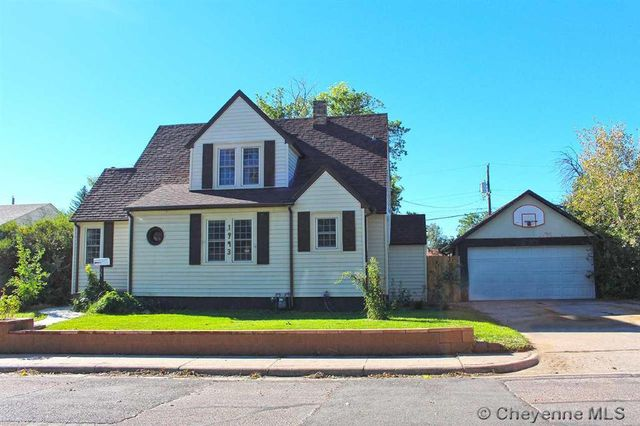 1943 Cheyenne Pl Cheyenne Wy 82001 Home For Sale And