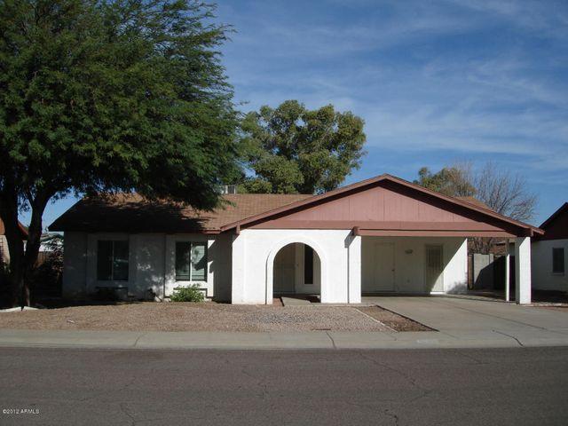 Home For Rent 1114 W Pebble Beach Dr Tempe Az 85282