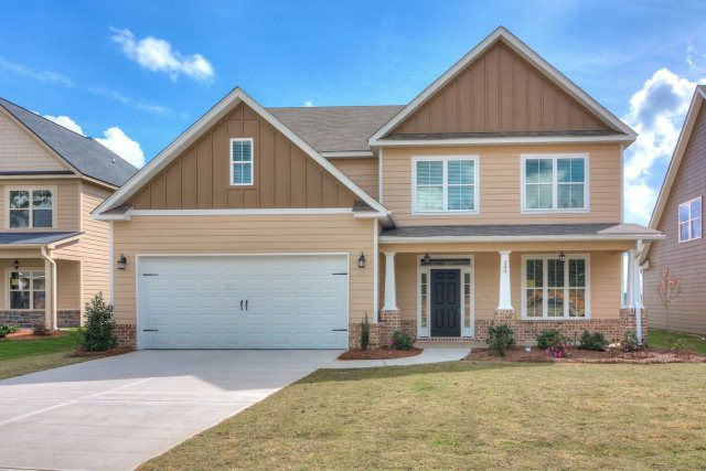 244 Tulip Dr Evans Ga 30809 New Home For Sale