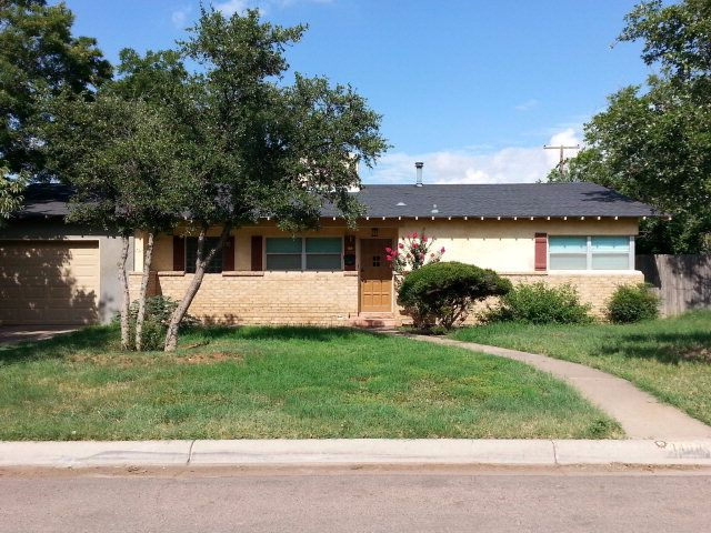 1400 Ainslee St Midland Tx 79701 Home For Sale And