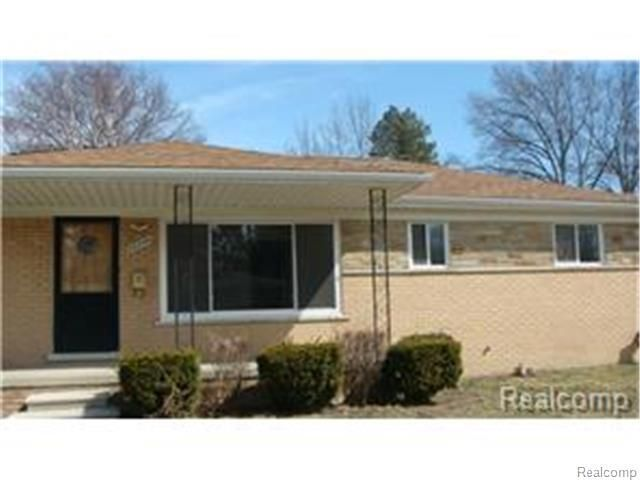 home for rent 24544 patricia ave warren mi 48091