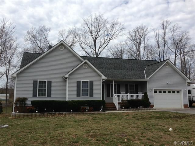 Homes For Sale In Dinwiddie County