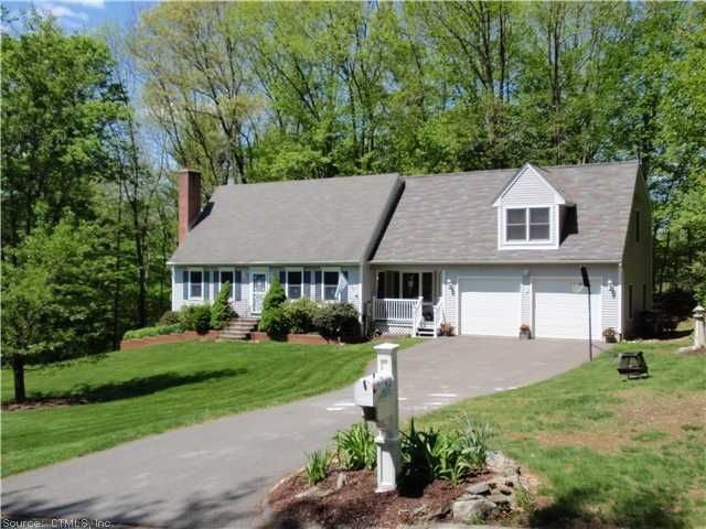 70 Beebe Farms Rd, Coventry, CT 06238