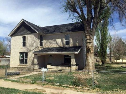 750 W 1st St, Florence, CO 81226