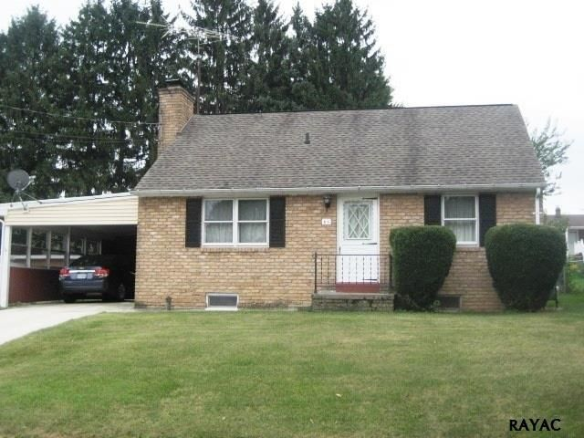85 carson ave hanover pa 17331 home for sale and real estate listing. Black Bedroom Furniture Sets. Home Design Ideas