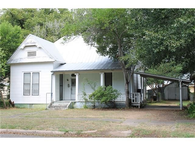 405 gresham st smithville tx 78957 home for sale and