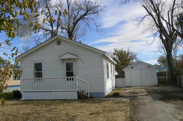 408 Crawford Ave, Dodge City, KS