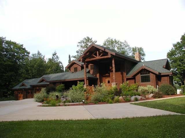 4855 W Smoky Lake Ln, Phelps, WI 54554
