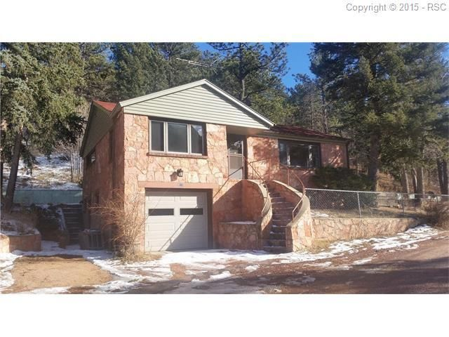 8170 w highway 24 cascade co 80809 home for sale and real estate listing