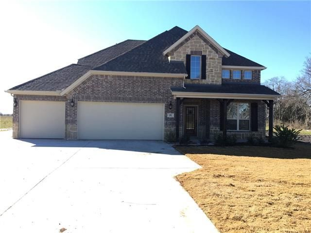809 The Trail Dr Blue Ridge Tx 75424 Home For Sale And