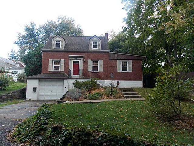 ... Patio Homes For Sale In Pittsburgh Pa By 327 Van Wyck Ave Brentwood Pa  15227 Home ...