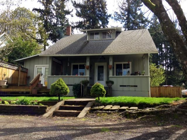 OR Milwaukie SE Overland St home