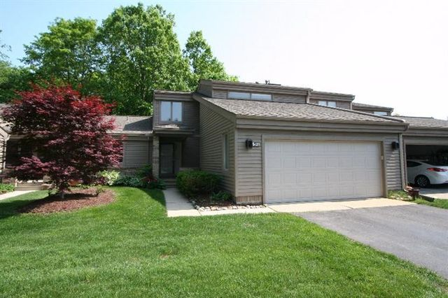 5421 Golden Oak Ln Ann Arbor Mi 48103 Home For Sale