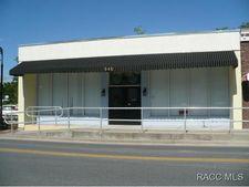 545 N Citrus Ave, Crystal River, FL 34428