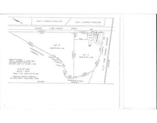 Auburn Rd Lot B Millis, MA 02054