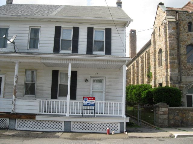 210 Green St Brockton Pa 17925 Home For Sale And Real