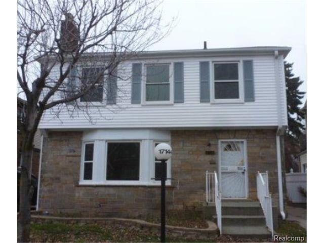 17144 strathmoor st detroit mi 48235 foreclosure for sale