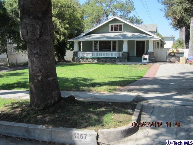 1267 N Garfield Ave, Pasadena, CA