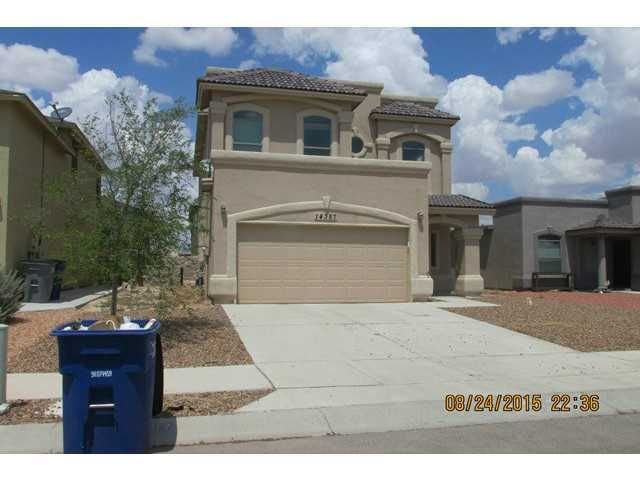 14387 whisper mare ct el paso tx 79938 foreclosure for for New homes el paso tx west side