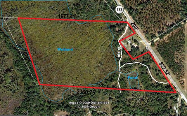 Map Of Quitman Ga.215 Madison Hwy Quitman Ga 31643 Realtor Com