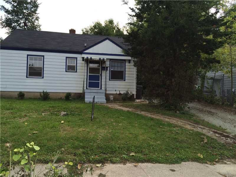 5409 E 21st St Indianapolis, IN 46218