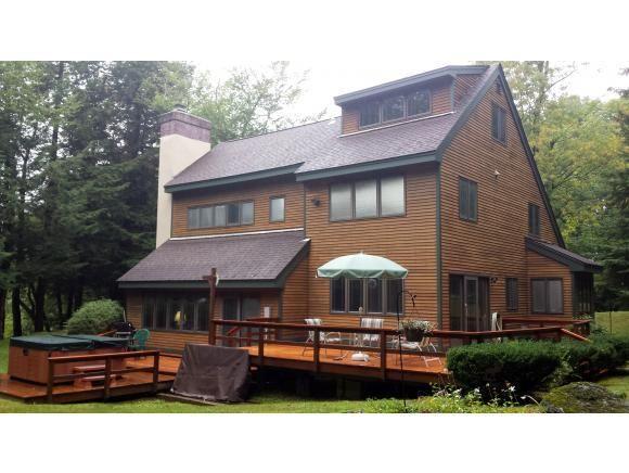 42 Roaring Brook Rd Killington VT 05751 Home For Sale And Real Estate Lis