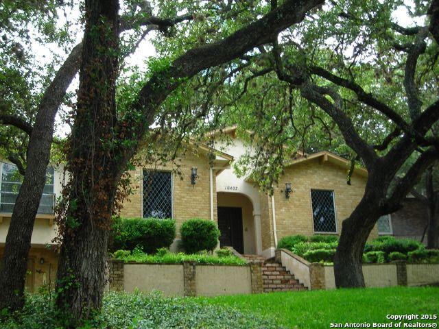 10407 Ethan Allen Dr, San Antonio, TX 78230