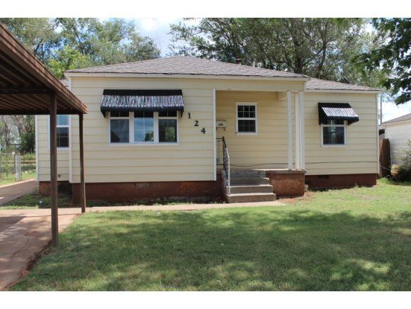 124 Blackburn Blvd Elk City OK 73644 Home For Sale And Real Estate Listin