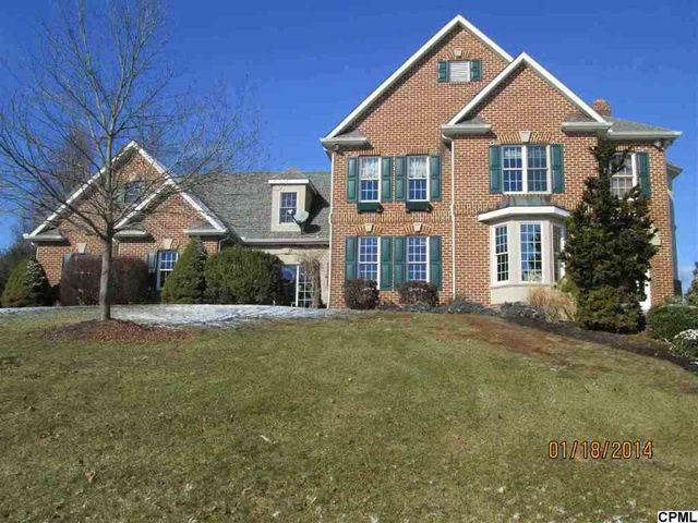 735 markham ct lewisberry pa 17339 home for sale and real estate listing