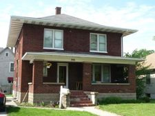 206 E Washington St, Rensselaer, IN 47978