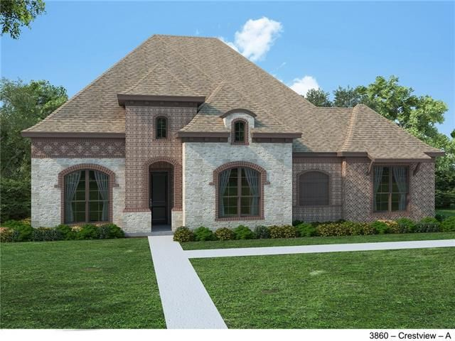 305 toulouse ln heath tx 75032 new home for sale