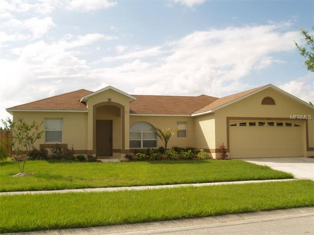 Home For Rent 5117 Heatherstone Dr Kissimmee Fl 34758