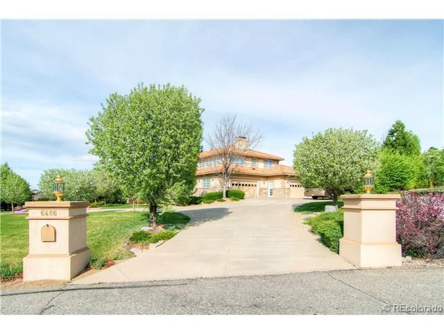 6486 cranberry ct niwot co 80503 home for sale and