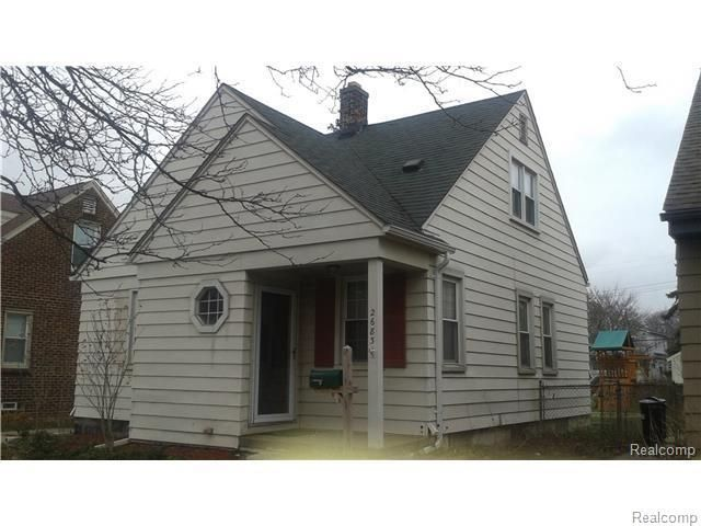 2683 22nd st wyandotte mi 48192 home for sale and real estate listing